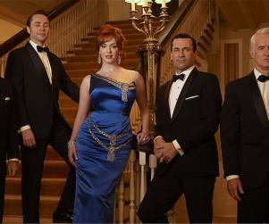Mad Men Promotional Photos: Glamorous... Revealing?