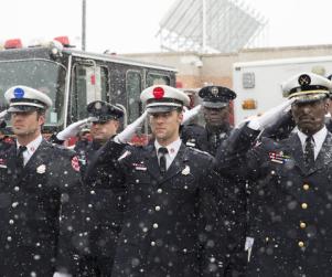 Chicago Fire Review: An Honorary Hero