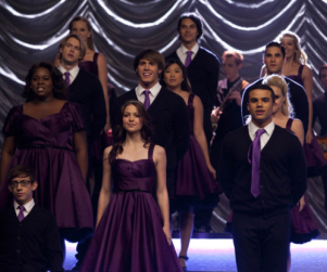 Glee Upgrades Five Stars to Series Regular Status