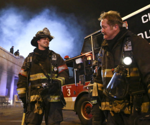Chicago Fire Review: A Life Affirmed, A Life Lost