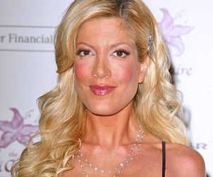 Tori Spelling Welcomes Daughter