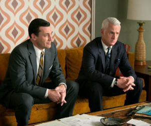 Mad Men Review: Men of Mystery