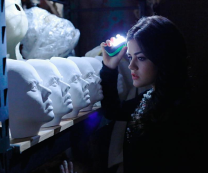 Pretty Little Liars Review: Masquerade