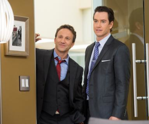 Franklin & Bash Review: Criminal Joking
