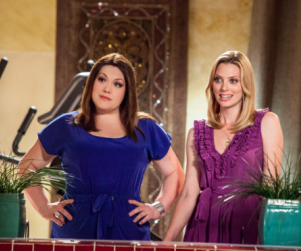 Drop Dead Diva Review: Cocktails and Catfish