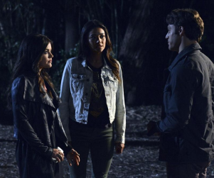 Pretty Little Liars Review: Just Keep Swimming
