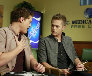 Switched at Birth Exclusive: Lucas Grabeel on Toby's Past, Present and Future