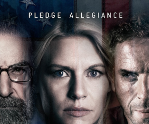 "Homeland Season 3 Poster Asks Fans to ""Pledge Allegiance"""