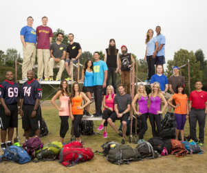 The Amazing Race Cast: Texans, Baseball Wives and More!