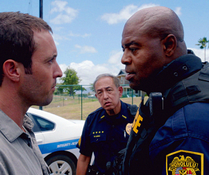 Hawaii Five-0 Season 4 Premiere Pics: Welcome, Chi McBride!