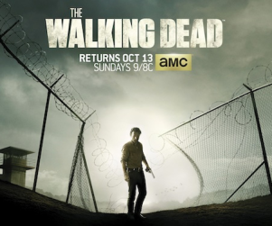 The Walking Dead Season 4 Poster: Prison Break?