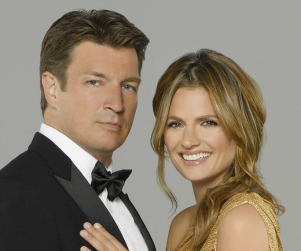 Castle Promo Pics: Do You Pronounce Them Man and Wife?