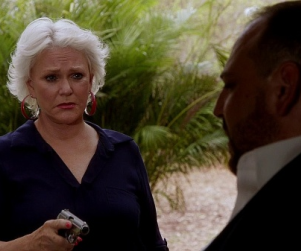 Burn Notice Exclusive: Sharon Gless Looks Back, Ahead