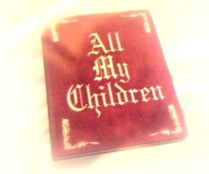 The Daytime Drama Daily Dish: All My Children... Canceled?!?