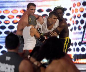 WWE Raw Results: 1/26/09