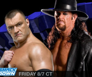WWE Smackdown Spoilers, Results for 2/27/09