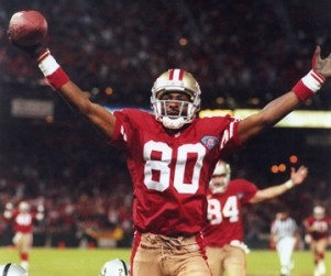Sophia Bush Describes Jerry Rice Visit to One Tree Hill