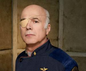Michael Hogan Brings More Battlestar Galactica to Dollhouse