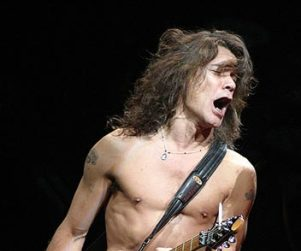 Eddie Van Halen to Play Himself on Two and a Half Men