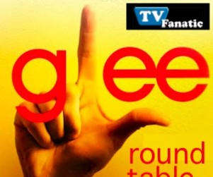 "Glee Round Table: ""Mash-Up"""
