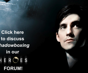 "Discuss ""Shadowboxing"" in Our Heroes Forum!"