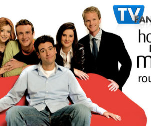 "How I Met Your Mother Round Table: ""Slapsgiving 2: Revenge of the Slap"""