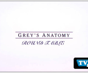 "Grey's Anatomy Round Table: ""State of Love and Trust"""