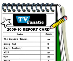 The Vampire Diaries First Season Report Card: A+