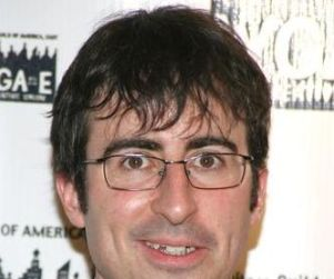 John Oliver to Teach Anthropology Class on Community