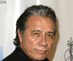Edward James Olmos: Cast on Dexter!