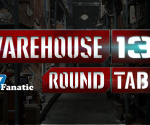 "Warehouse 13 Round Table: ""When and Where"""