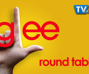 A Very Glee Christmas: Round Table Discussion