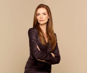 Saffron Burrows Cast in Bones Spinoff