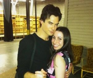 The Vampire Diaries Set Visit: A Report
