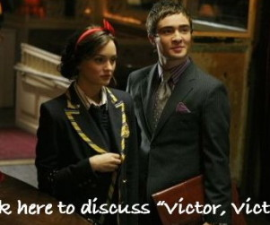 Talk About Victor Victrola in Our Gossip Girl Forum!