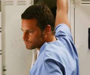 Chambers, Karev Are Polar Opposites