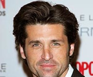Patrick Dempsey Showers With Co-Stars