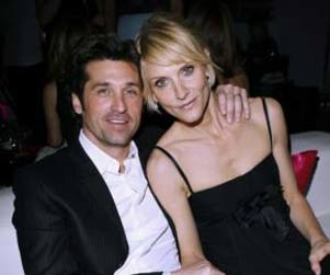 Patrick Dempsey, Wife Hit the Town
