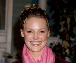 Katherine Heigl Shares Insight On Being Knocked Up (On Film)