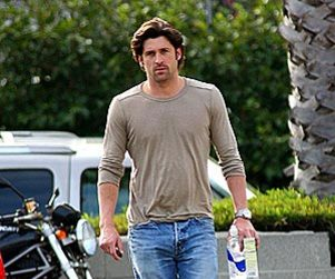 Patrick Dempsey in People Magazine
