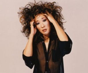 Sandra Oh As You've Never Seen Her