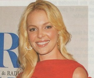 Katherine Heigl Earns VH1 Nomination