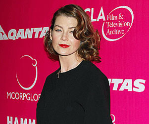 Ellen Pompeo Attends Theater Opening