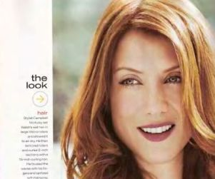 Kate Walsh Featured in New InStyle