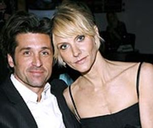 Patrick & Jillian Dempsey Welcome Sons!