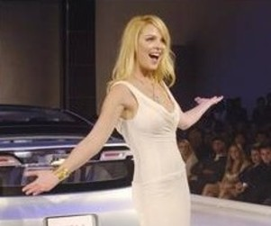 "Katherine Heigl at ""GM Ten"" Fashion Show"