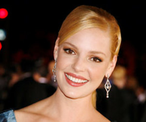 "Katherine Heigl to Play Lead Role in New Romantic Comedy, ""27 Dresses"""