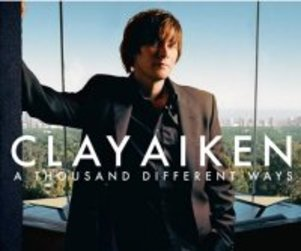Clay Aiken Album Cover, Online Track Released; Jimmy Kimmel Live Performance Already Sold Out