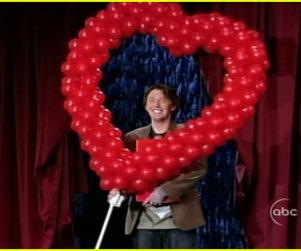 Clay Aiken Shows Love for Jimmy Kimmel