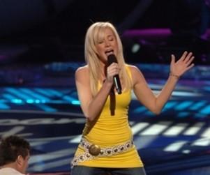 American Idol Results Show: Kellie Picker Shines, Antonella Barba Remains